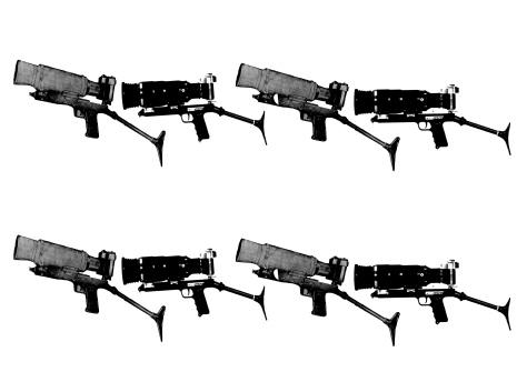 PhotoSniper Horizontal Greyscale