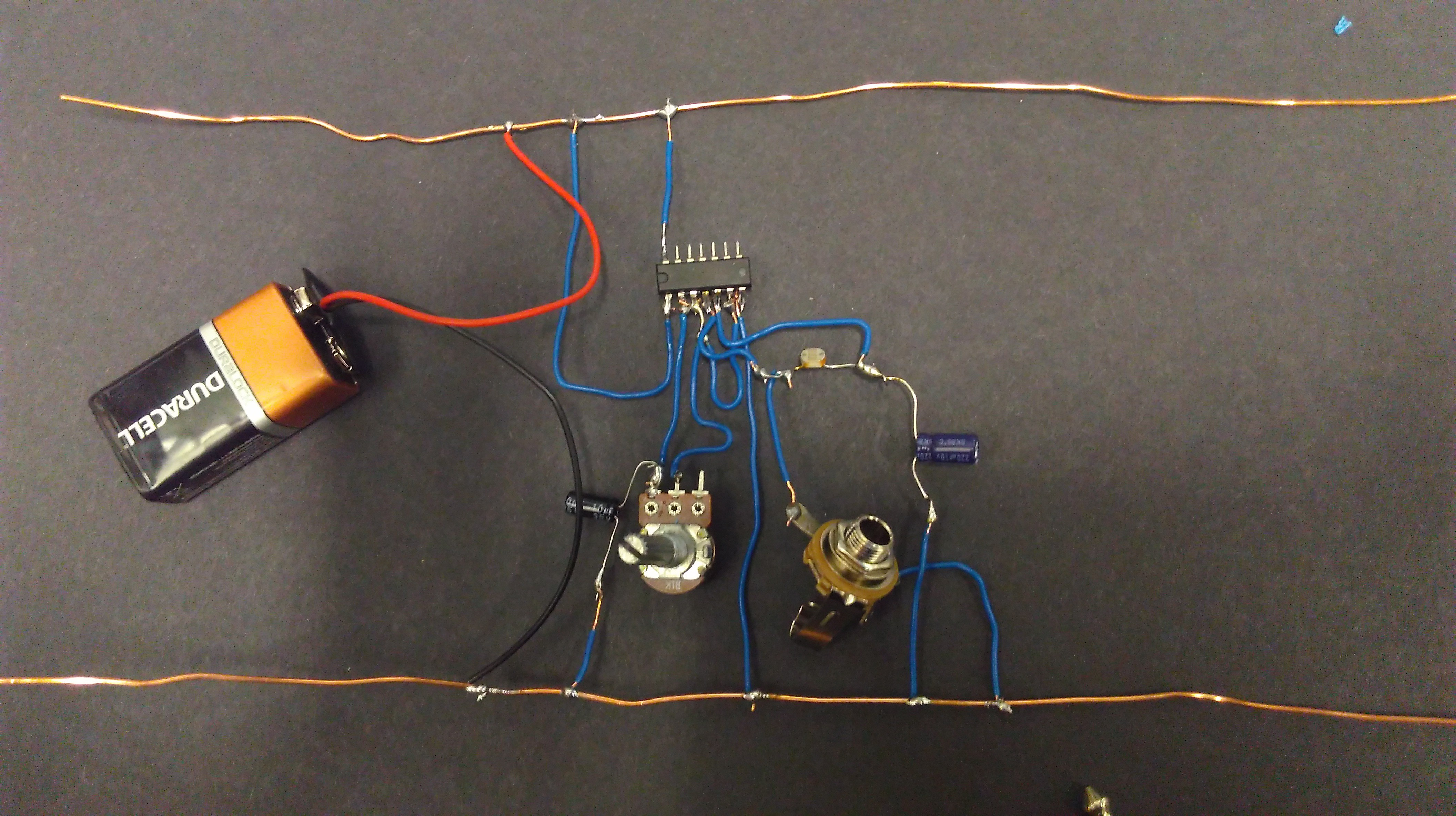Minimalist Circuitry – GRAPHICAL SOUND / NOISE FROM LIGHT/ DIY ...