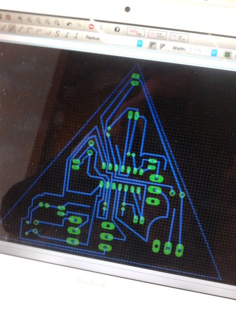 Making PCB boards | NOISE ORCHESTRA: MACHINES THAT TRANSLATE