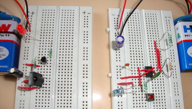 IR-transmitter-and-Receiver